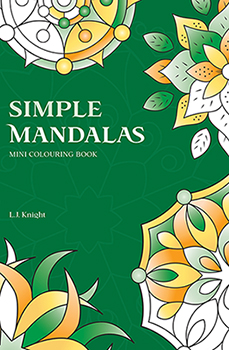 Simple Mandalas Mini Coloring Book