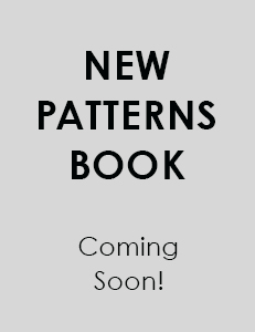 New patterns  colouring book by L.J. Knight - coming soon