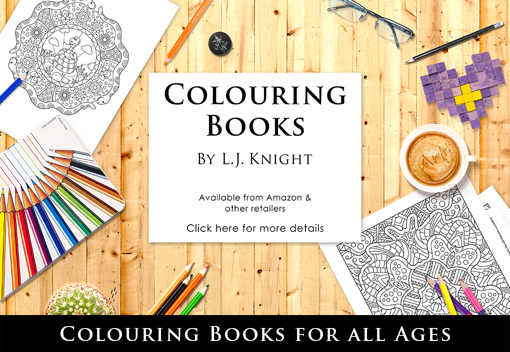 Colouring Books & Pages